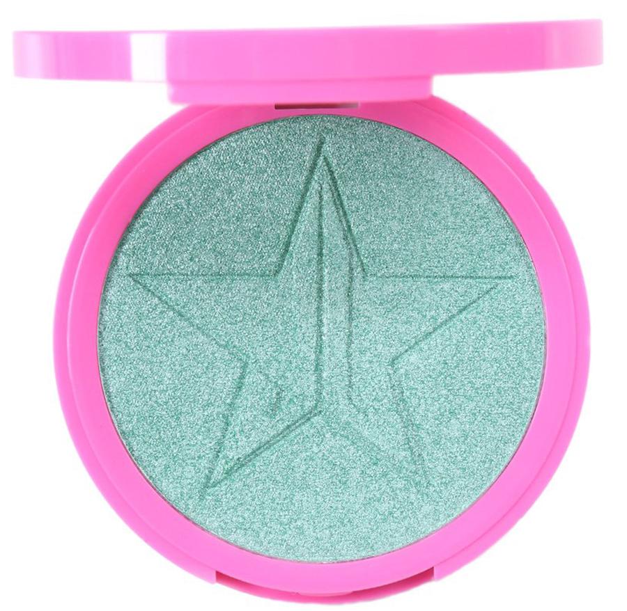Хайлайтер Jeffree Star Skin Frost Mint Condition, 15 гJFS-815446020280Хайлайтер Skin Frost™ чрезвычайно пигментирован, так что приготовьтесь сиять! Можно использовать на глазах, лице и теле, легко наносится любой кистью.
