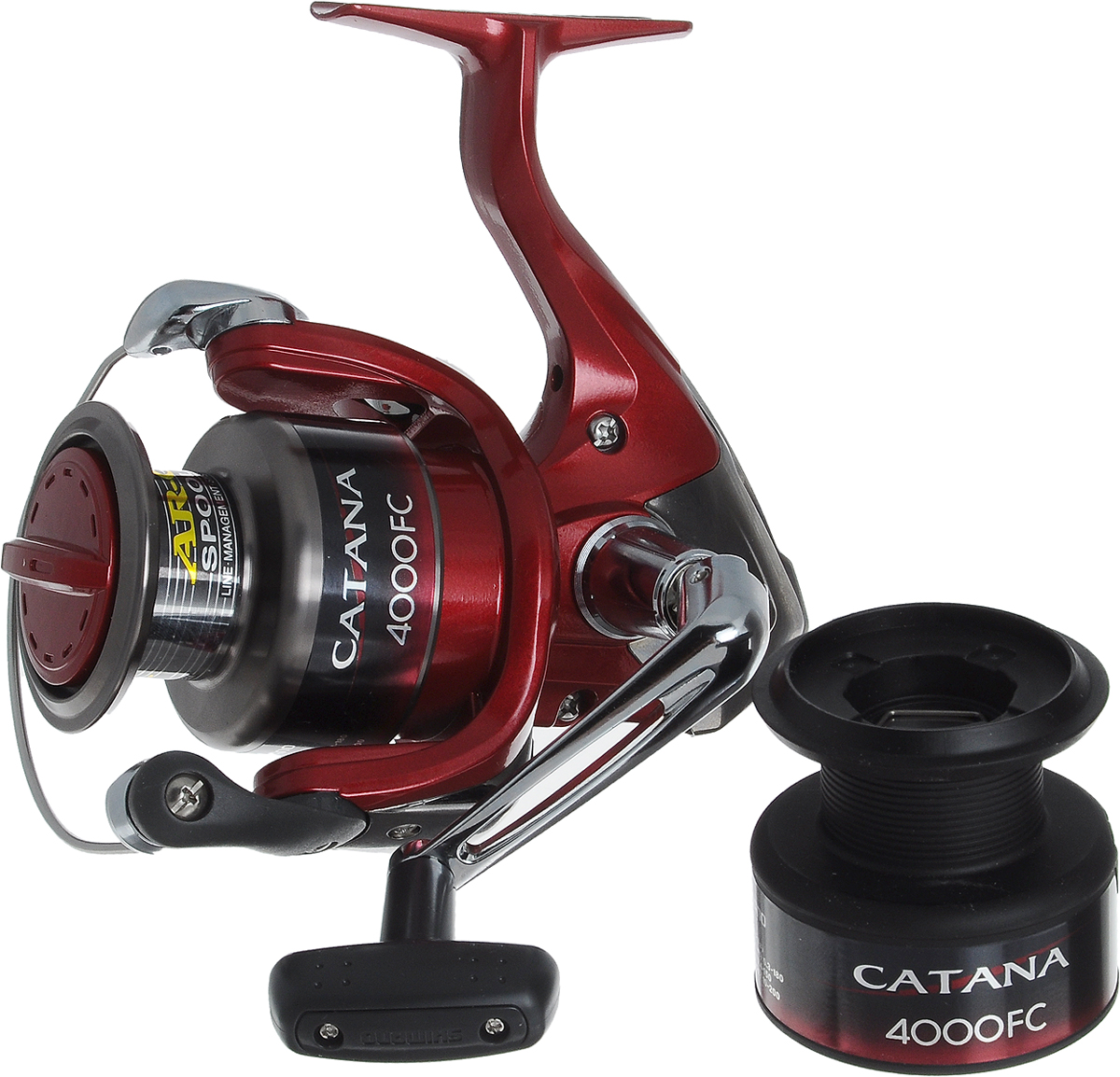 Катушка рыболовная Shimano Catana. CAT4000FC