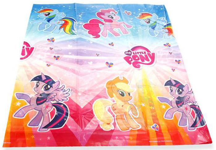 Веселый праздник Скатерть My Little Pony 140 х 180 см - Сервировка праздничного стола