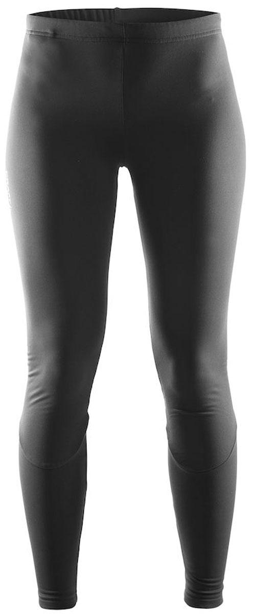 Тайтсы женские Craft Mind Run Winter, цвет: черный. 1903612/9999. Размер XS (42)1903612/9999Теплые женские тайтсы Mind Run Winter выполнены из эластичного материала с внутренним ворсом.Эргономичный крой обеспечивает комфортное облегание и свободу движений. Светоотражающие детали, расположенные спереди и сзади, обеспечат вам безопасность в темное время суток. Модель на талии имеет шнурок для фиксации, а также дополнена кармашком для ключей.