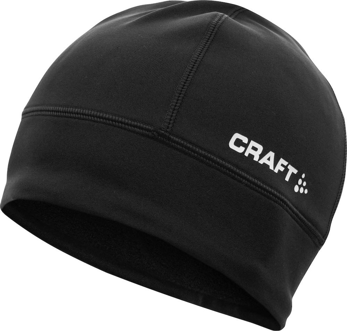Шапка Craft Light Thermal, цвет: черный. 1902362/9900. Размер S/M (56)1902362/9900Легкая, утепленная шапка