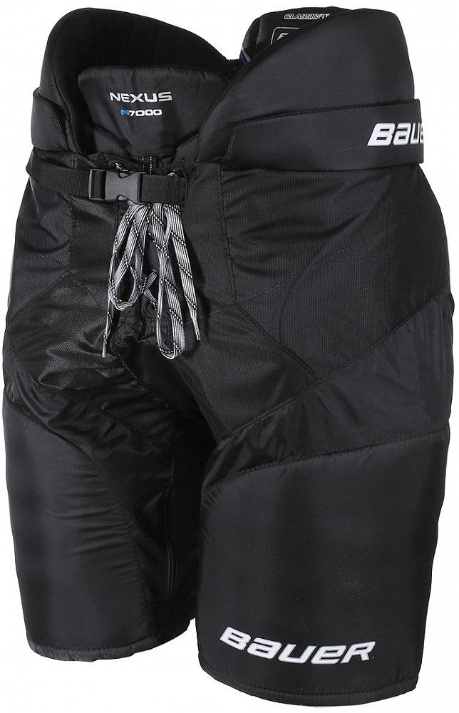 Трусы хоккейные подростковые Bauer Nexus N7000, цвет: черный. 1048064. Размер XL хоккейные товары bauer ng 37 5