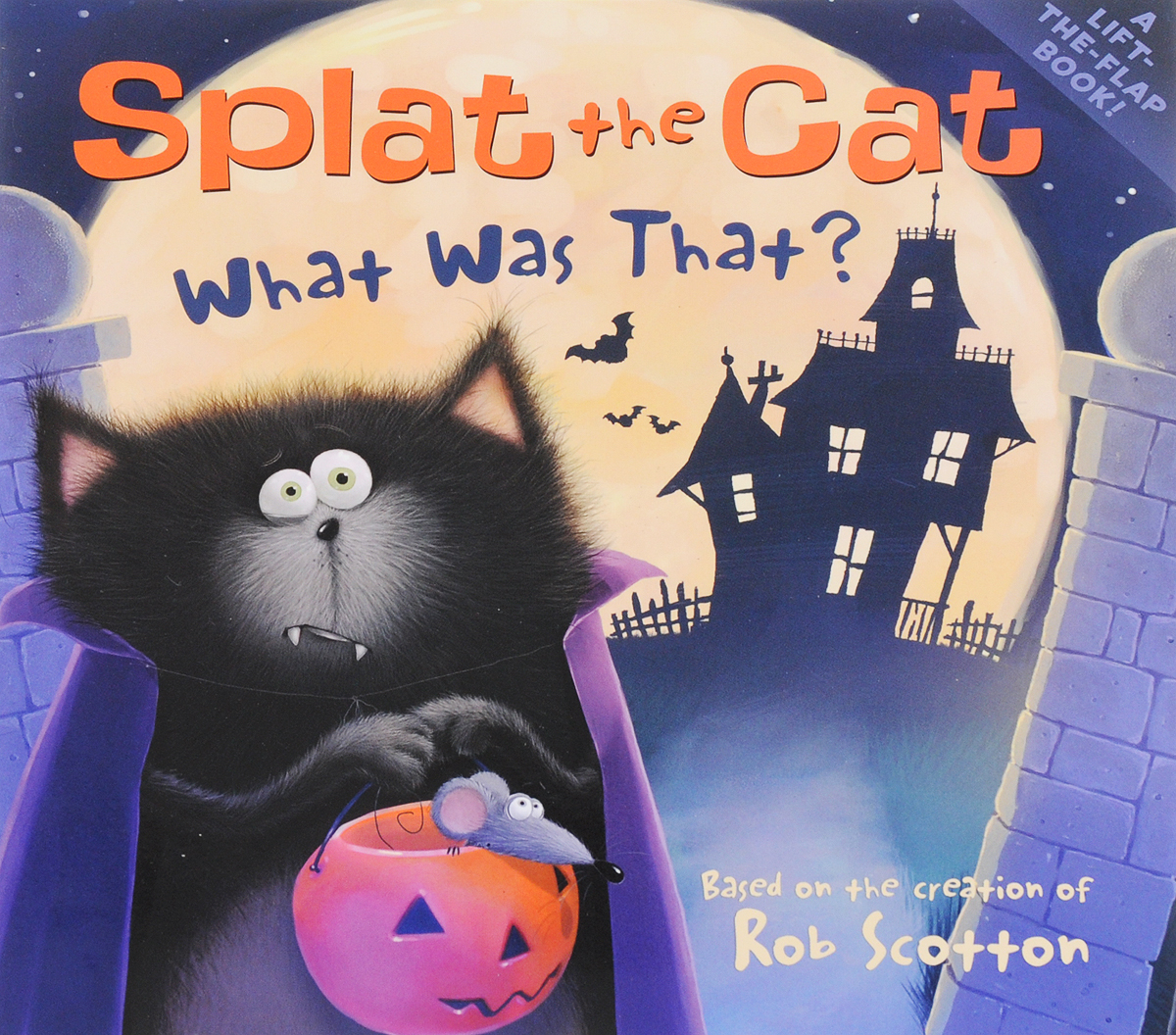 Splat the Cat: What Was That? what pet should i get