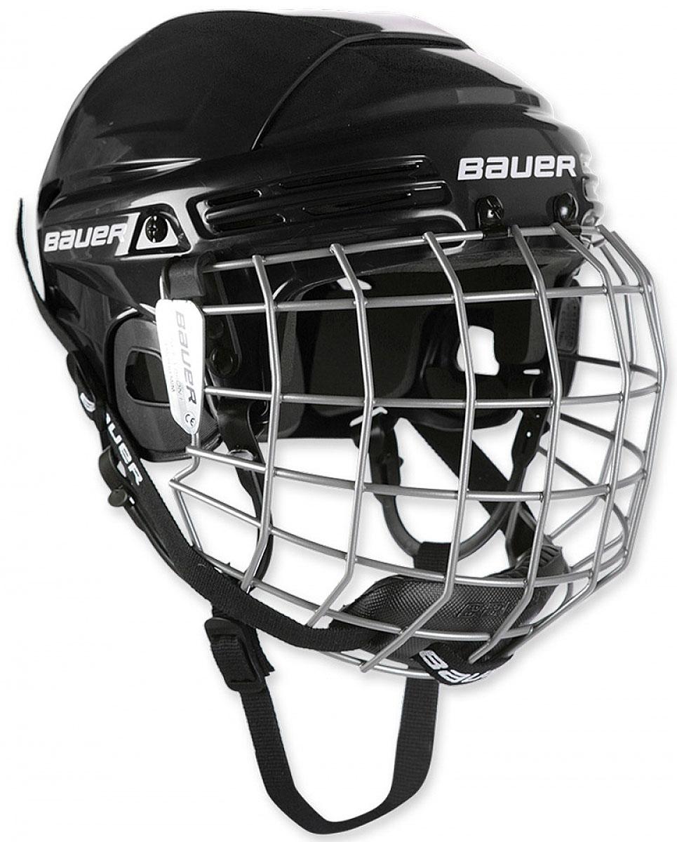 Шлем Bauer  2100 , цвет: черный. 1036881. Размер M - Хоккей