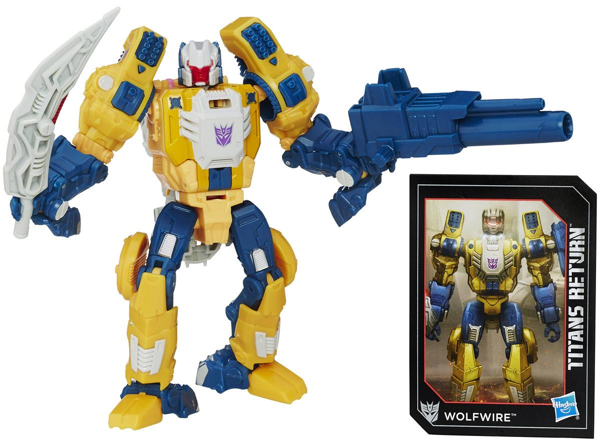 Transformers Трансформер Monxo & Wolfwire transformers трансформер the last knight grimlock
