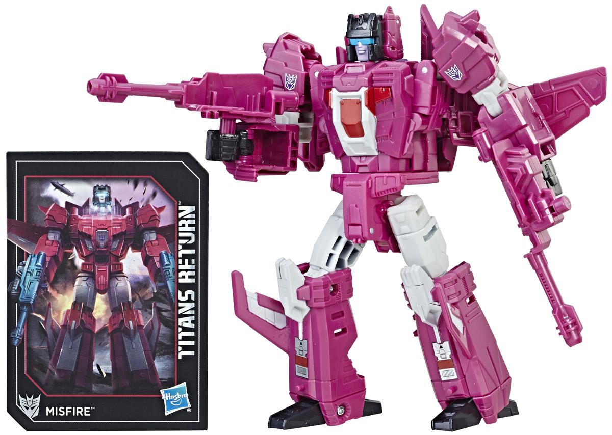 Transformers Трансформер Aimless & Misfire transformers маска bumblebee c1331