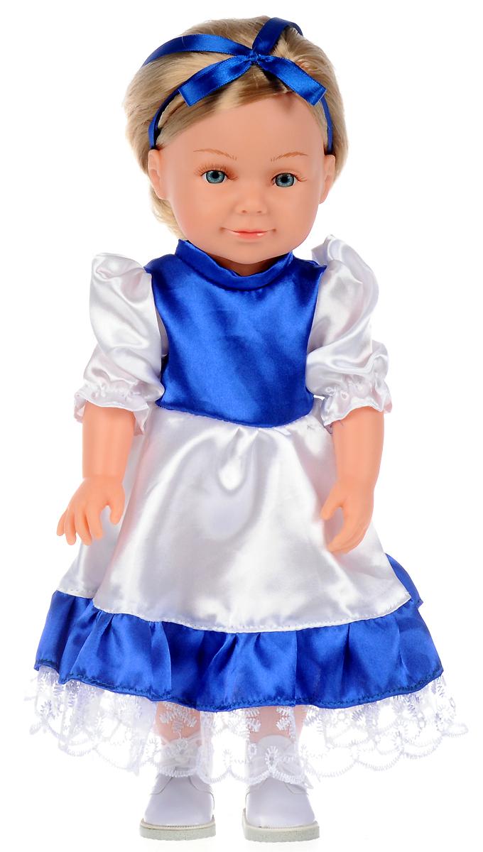 Lisa Jane Кукла озвученная Полина белые женские ботиночки