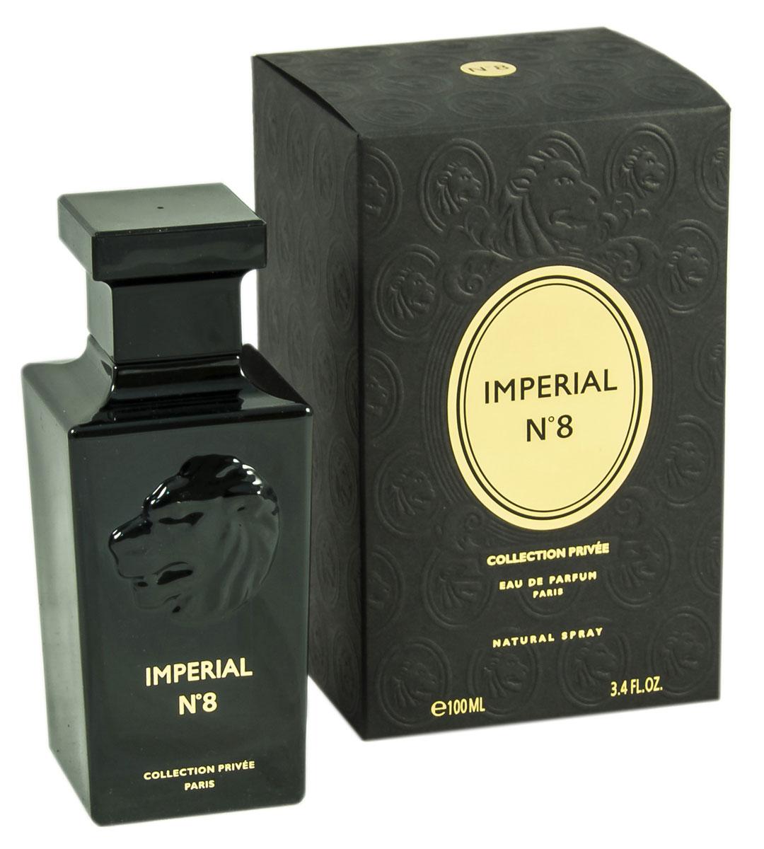Geparlys Туалетная вода Imperial Noir № 8 Privee, 100 мл3700134409003Потрясающий аромат адресован уверенным и успешным мужчинам, которые могут быть элегантными и строгими, но вместе с тем непредсказуемыми и легкомысленными. Сначала раскрывается шалфей, лаванда, бергамот и ирис, затем чувствуется амбра и какао-бобы, а ноты шлейфа имеют древесный характер. Начальная нота: шалфей, лаванда, бергамот. Нота сердца: пудровый аккорд, итальянский ирис, бобы какао, амбра. Конечная нота: ветивер с Гаити, индонезийские пачули, нота кожи.Краткий гид по парфюмерии: виды, ноты, ароматы, советы по выбору. Статья OZON Гид