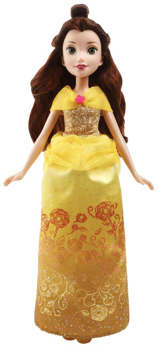 Disney Princess Кукла Принцесса Белль hasbro модная кукла принцесса в юбке с проявляющимся принтом принцессы дисней b5295 b5299