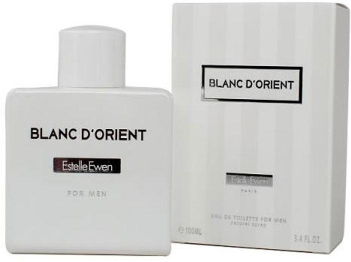 Geparlys Туалетная вода Blanc D Orient Men Estelle Ewen, 100 мл geparlys туалетная вода l oriental men линии estelle ewen 100 мл