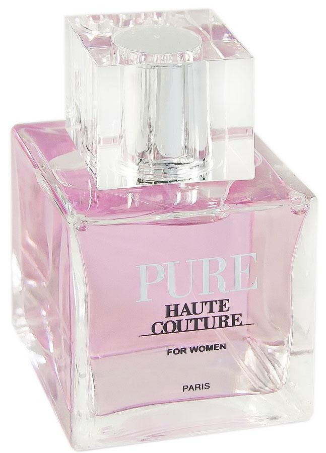 Geparlys Парфюмерная вода Pure Haute Couture Women Karen Low, 100 мл3700134408457Парфюм для женщин, которым подвластны любые преграды и ничто не сможет их остановить и удержать. Женственный и выразительный, чарующий и притягивающий. Аромат включает фруктовые и цветочные ноты, мускус.