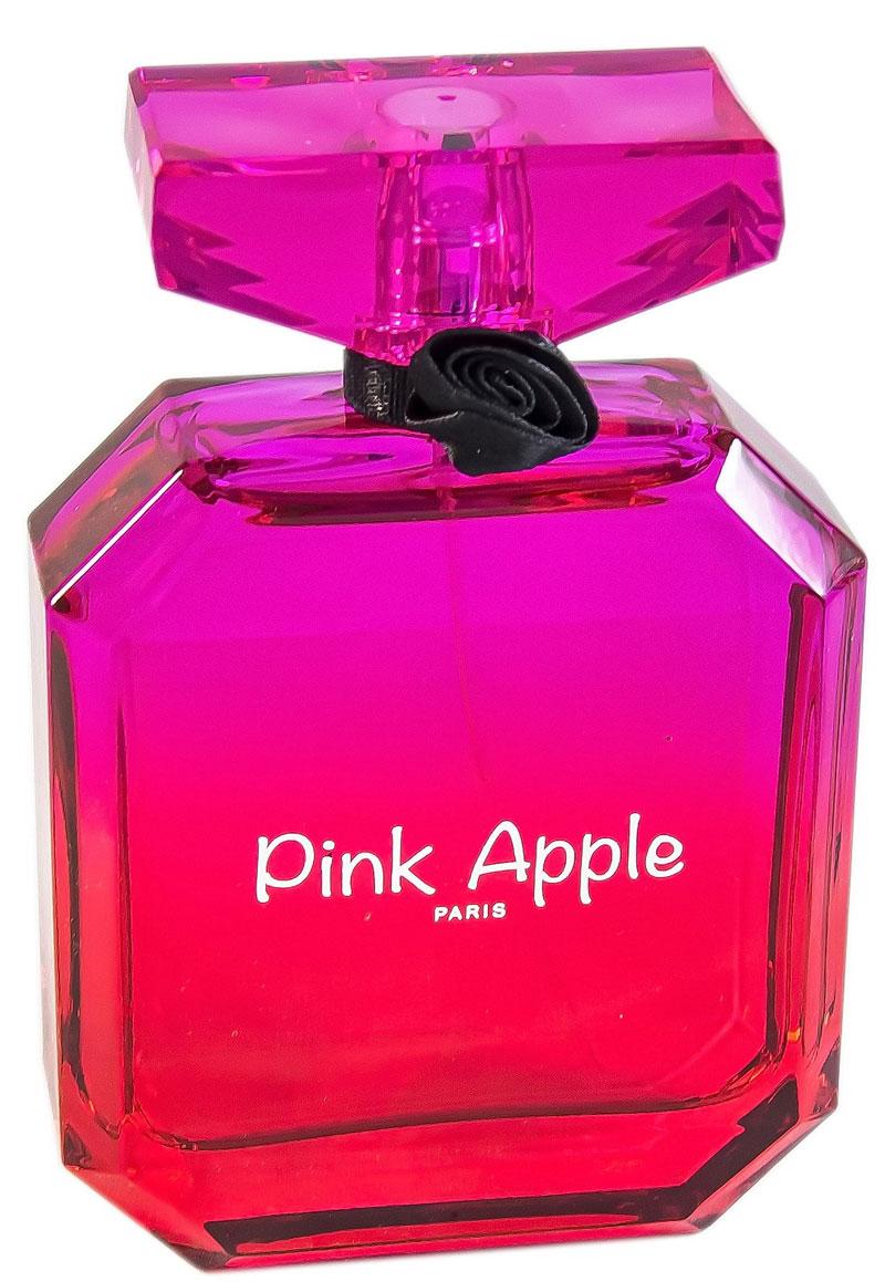 Geparlys Парфюмерная вода Pink Aplle Women Parfums Glenn Perri, 90 мл3700134407061Geparlys Pink Apple - Аромат семейства цветочно-фруктовых создан как фантазия на тему розового цвета, секрет которого придется разгадывать самим. Пирамида этой туалетной воды на вершине скрывает звуки яблока.В сердце звучат дыня и персик,окружая почитателя данного аромата прозрачной благоухающей вуалью.Конечные ноты задает фрезия.