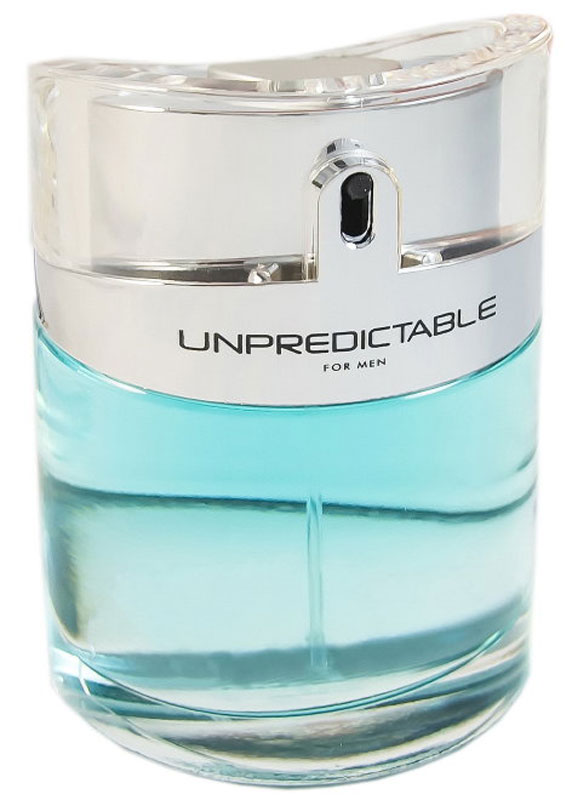 Geparlys Туалетная вода Unpredictable Men Parfums Glenn Perri, 100 мл holy land perfect time advanced firm