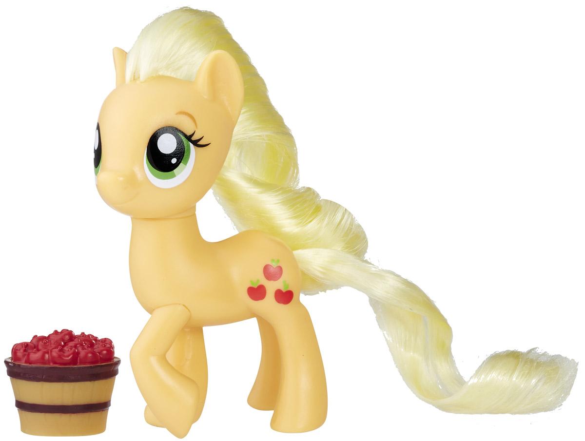 My Little Pony Фигурка Applejack my little pony фигурка пони эпл джек в сумочке