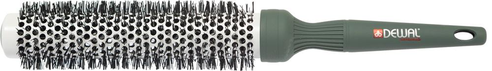 Dewal Термобрашинг Super Long, нейлоновая щетина, 3,3 х 4,8 смBSL33Термобрашинг SUPER LONG с увеличенной рабочей поверхностьюРазработан специально для средних и длинных волос, увеличенная рабочая поверхность позволяет захватить более широкую прядь, волосы можно высушить в три захватаЛегкий и эргономичный термобрашинг 33 / 48 мм с цельной литой ручкой и щетиной из термостойкого нейлона предназначен для бережной укладки волос- Керамико-турмалиновое покрытие; - Удобно подкручивать и делать всевозможные укладки