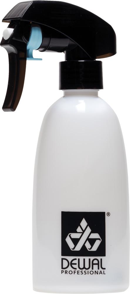 Dewal Распылитель пластиковый, с металлическим шариком, цвет: белый, 250 млJC0036whiteСтильный и элегантный распылитель для настоящих профессионалов - Dewal JC0036whiteРаспылитель представляет собой флакон из безопасного высококачественного пластика , белого цветаРаспылитель легкий, даже при полном заполнении, его удобно держать в одной руке и совершать распыление водыРаботать таким распылителем одно удовольствие, благодаря новой конструкцииМеталлический шарик внутри рапылителя достаточно тяжелый, поэтому помпа находится под водой, даже если распылитель перевернут вверх ногамиБлагодаря этому можно использовать воду из распылителя полностьюРаспылитель Dewal JC0036white может работать в разных направлениях и положениях, даже вверх ногами