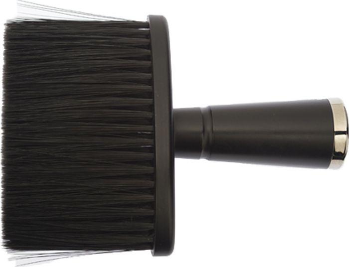 Dewal Кисть-сметка, искусственная щетинаNB097В работе парикмахера часто приходится иметь дело со сметыванием волос после стрижки В этом случае используется специальная профессиональная кисть, предназначенная именно для сметывания волос Кисть-сметка Dewal NB097 с плоской ручкой из полимерного материала выполнена из искусственной щетины В парикмахерском деле используются кисти кисти высокого качества, позволяющие деликатно убирать мелкие волоски после стрижки Данный аксессуар станет надежным помощником для мастера, обеспечив легкую и комфортную работу после завершения стрижки