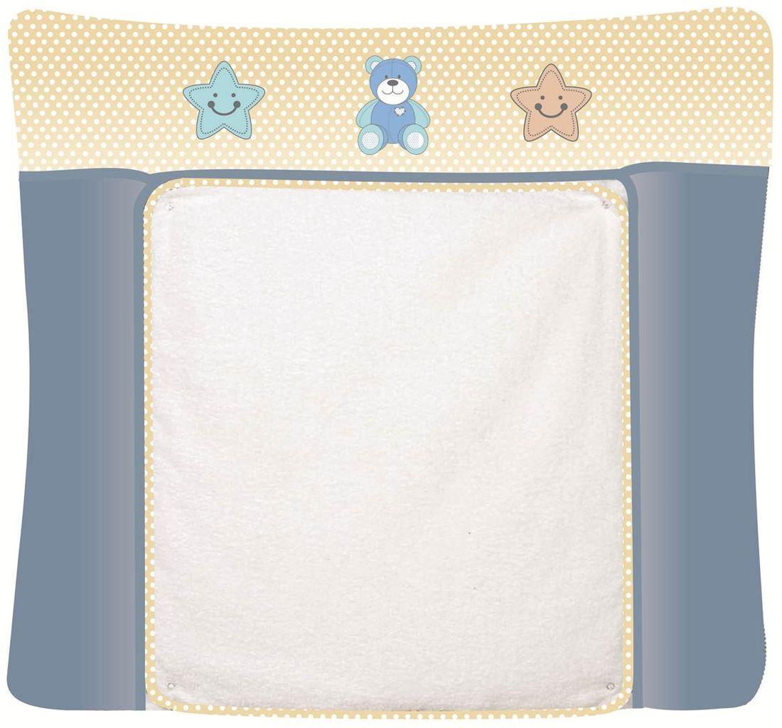 Polini Доска пеленальная Плюшевые мишки цвет голубой 0001346-1