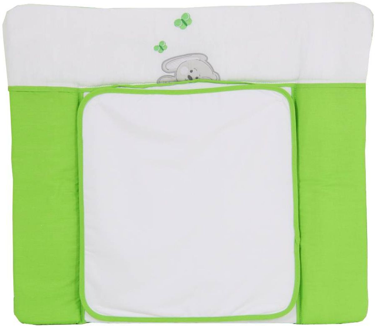 Polini Доска пеленальная Зайки цвет зеленый 0001350-4