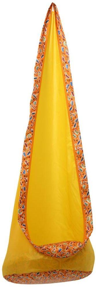 Polini Кресло-качели Кокон цвет оранжевый