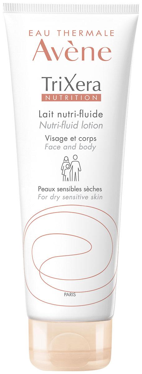 Avene Trixera Nutrition Легкое питательное молочко, 200 мл avene в екатеринбурге