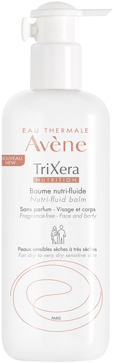 Avene Trixera Nutrition Легкий питательный бальзам, 400 млC59650Ежедневный уход для сухой чувствительной кожи для всей семьи*.Все преимущества насыщенного бальзама в легкой питательной текстуре.Легкий питательный бальзам TriXera Nutrition питает и защищает кожу, смягчает, устраняет чувство стянутости и восполняет гидролипидный баланс благодаря комбинации Селектиозы, трио липидов и высоким содержанием термальной воды Avene. Его легкая, насыщенная немасляная текстура обеспечивает быстрое нанесение и впитывание, оставляя кожу увлажненной в течении всего дня.*Для детей с 3-х лет.