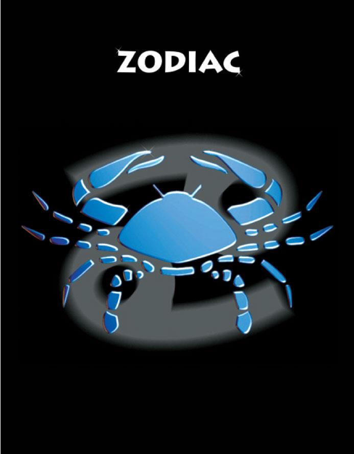 Тетрадь Зодиак Рак цвет черный06-2104Тетрадь Зодиак Рак пригодится и школьникам-старшеклассникам, и студентам. Обложка, выполненная из картона, позволит сохранить тетрадь в аккуратном состоянии на протяжении всего времени использования. Внутренний блок состоит из 96 листов в клетку.