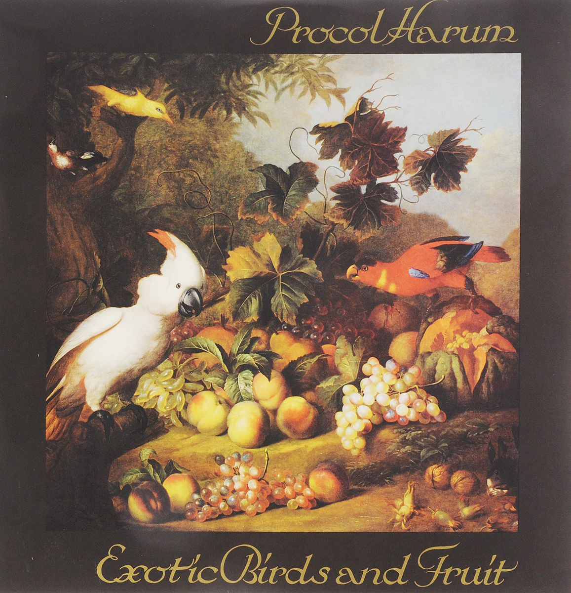 Procol Harum Procol Harum. Exotic Birds And Fruit (2 LP)
