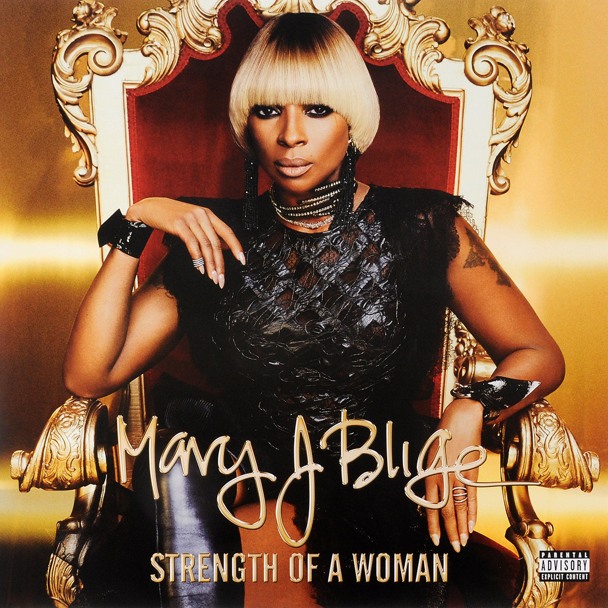 Мэри Джей Блайдж Mary J. Blige. Strength Of A Woman (2 LP) mary j blige the tour