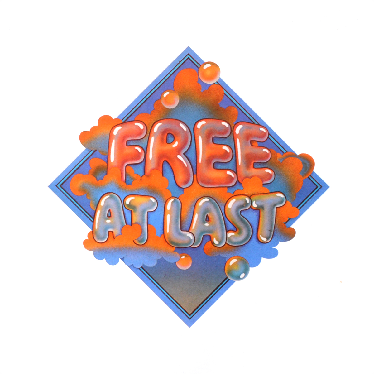 Free Free. At Last (LP) free free tons of sobs lp