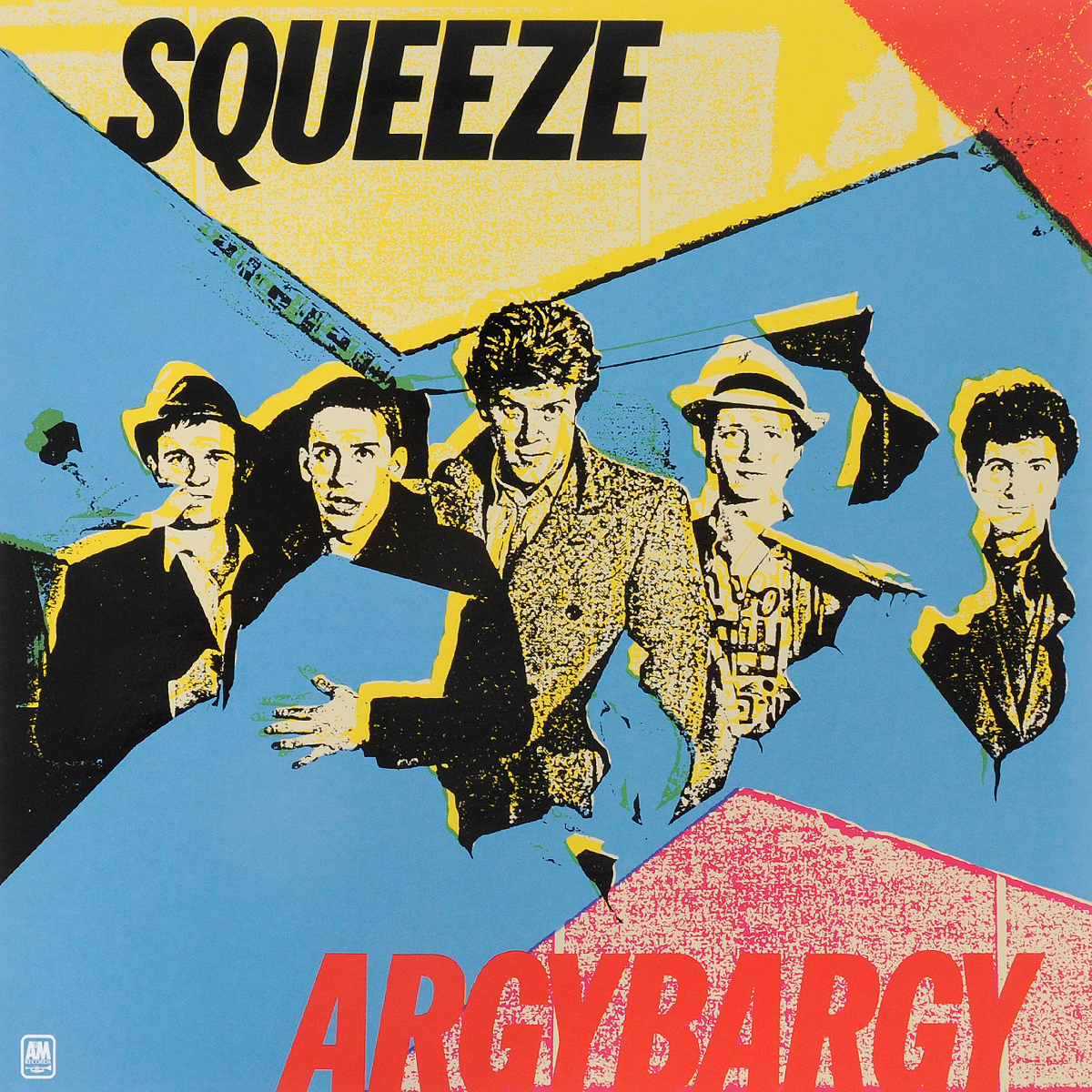 Squeeze. ArgyBargy (LP)