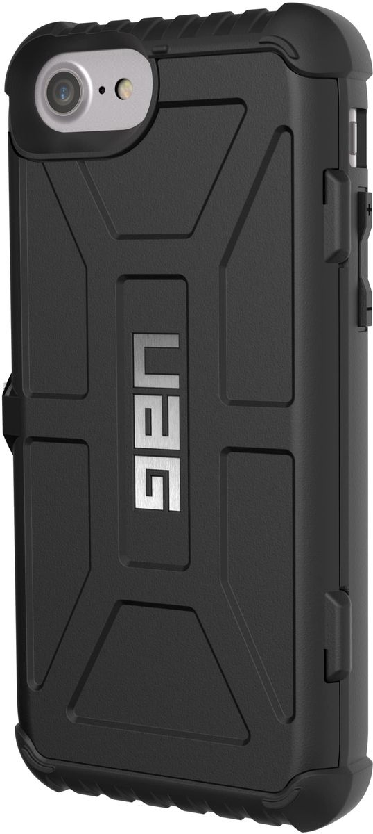UAG Trooper чехол для Apple iPhone 8/7/6s, Black