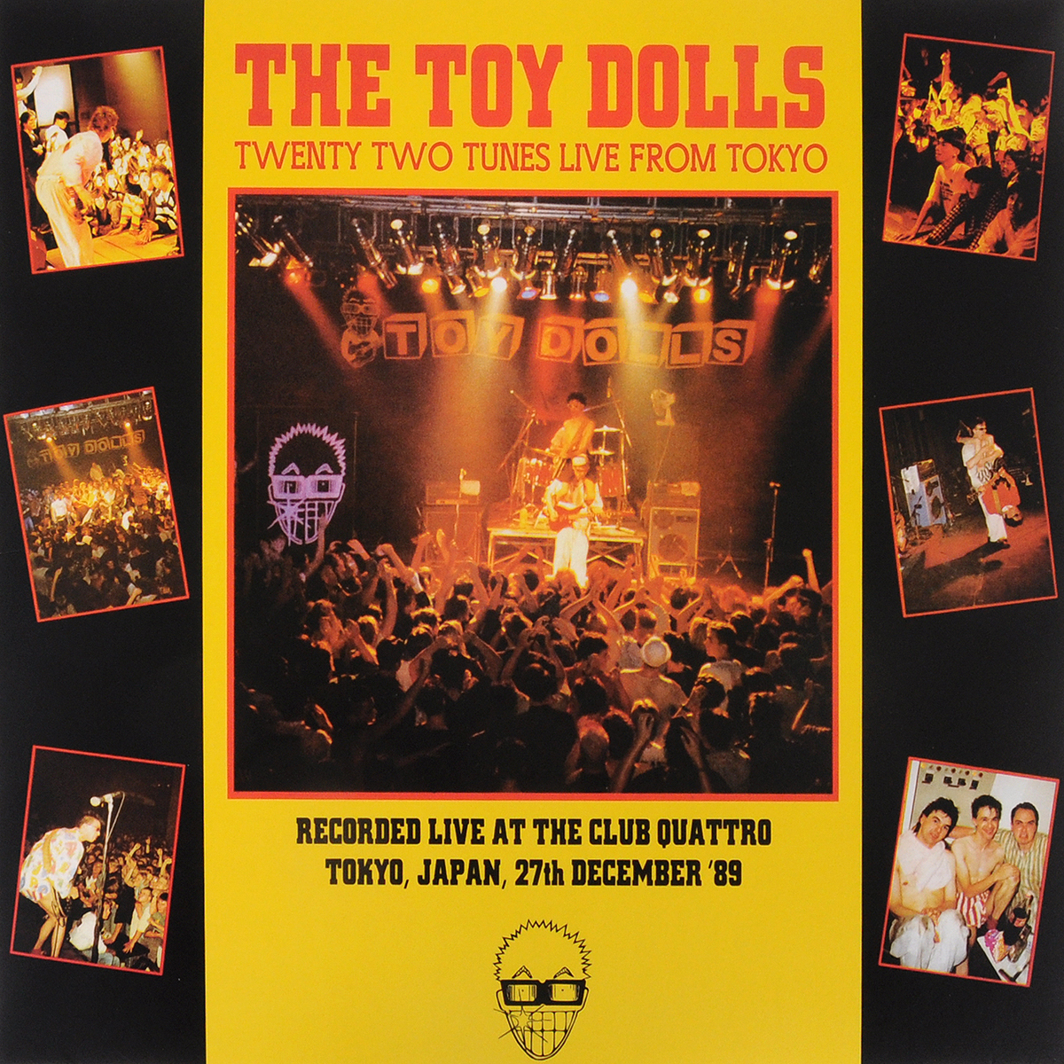The Toy Dolls The Toy Dolls. Twenty Two Tunes Live From Tokyo (2LP) cd hugh laurie let them talk