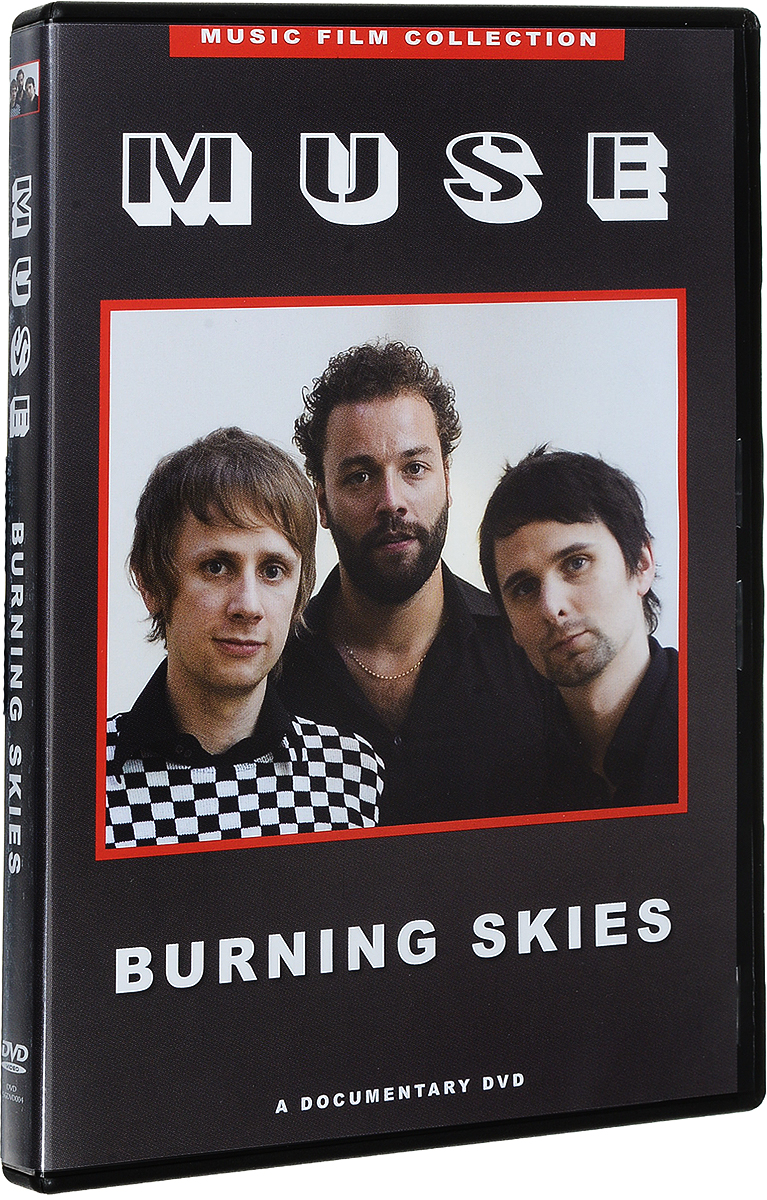 Muse: Burning Skies