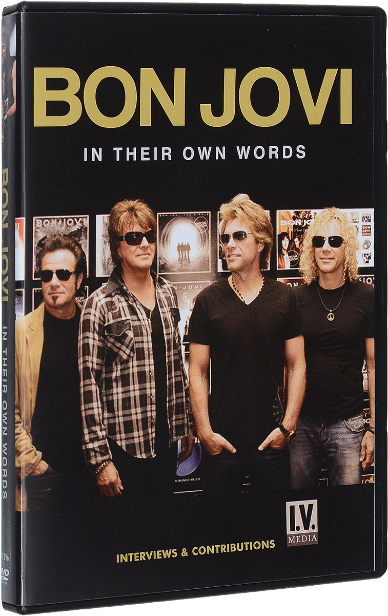 Bon Jovi: In Their Own Words bon jovi in their own words