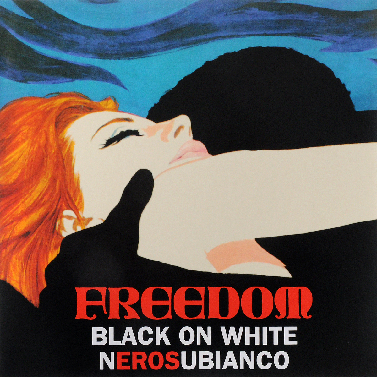 Zakazat.ru Freedom. Black On White (LP)