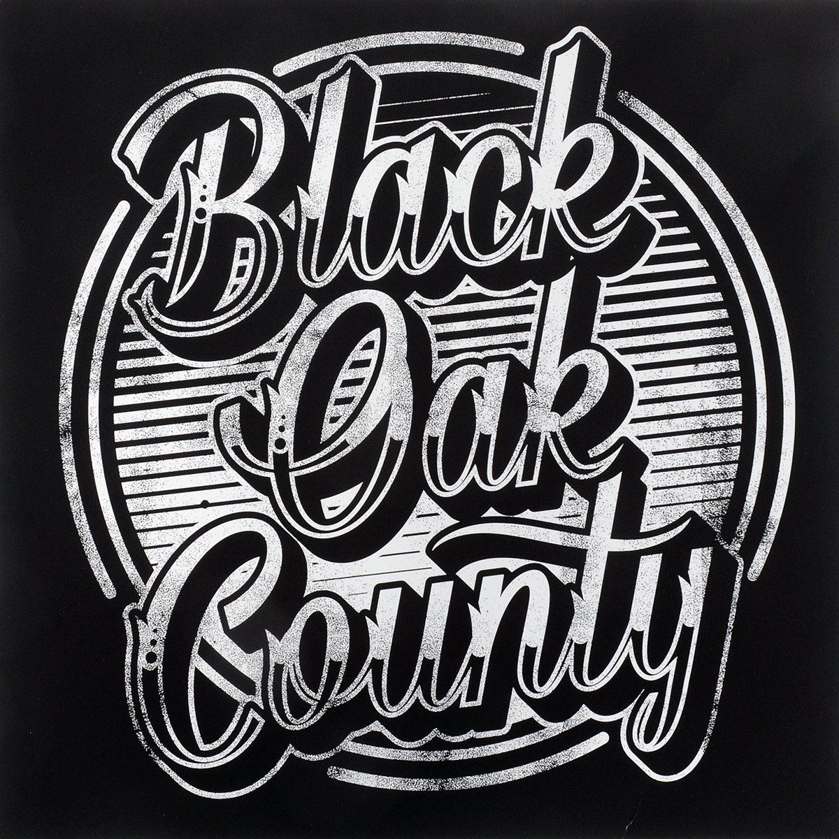 Black Oak County Black Oak County. Black Oak County (LP) ultimate wd 3b with bracket oak