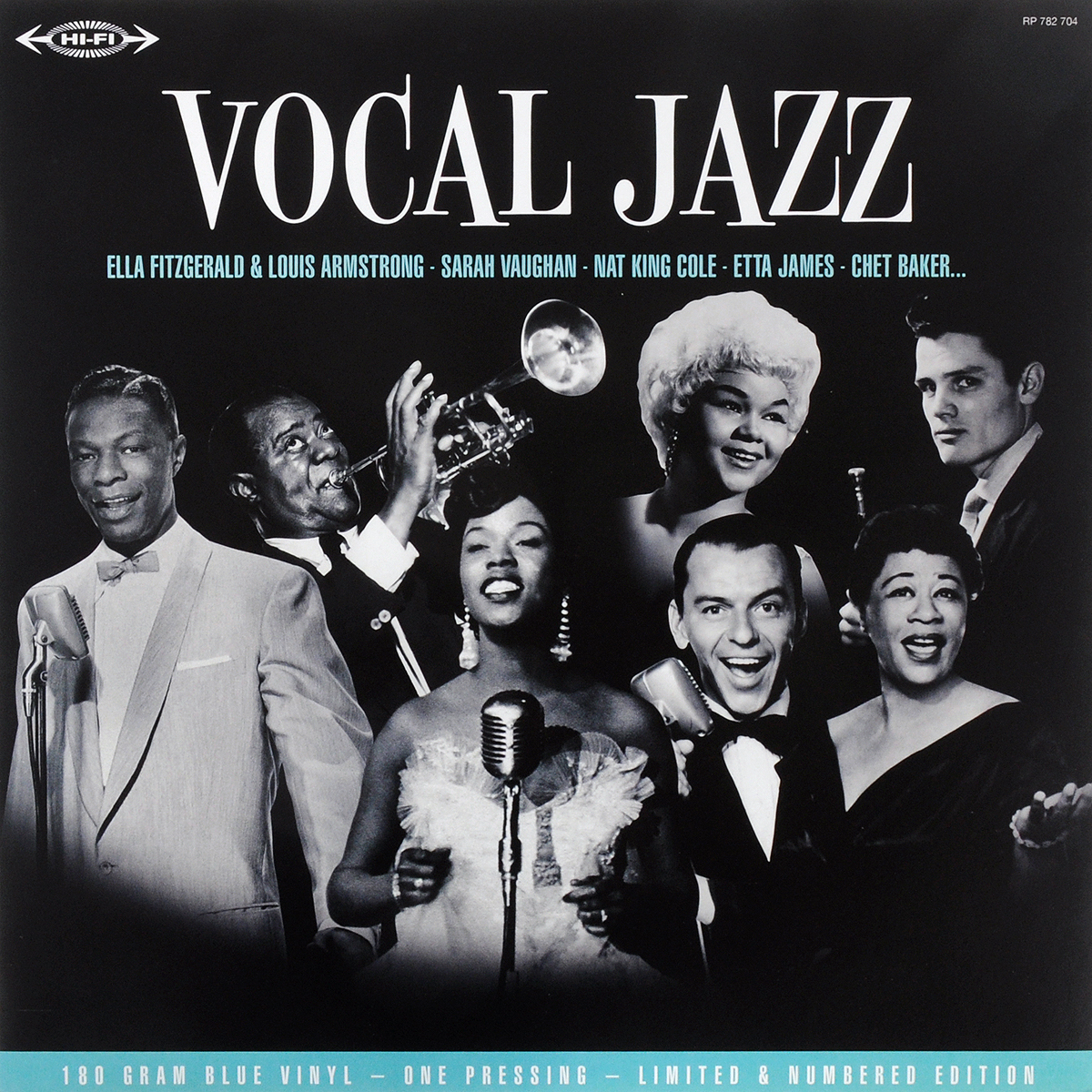 Этта Джеймс,Луи Армстронг Vocal Jazz (Blue Vinyl) (Lp+Cd) гантели wizard rat jlsyl688