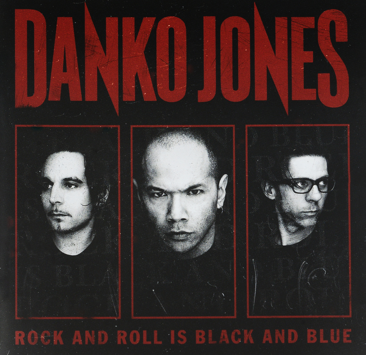 Danko Jones Danko Jones. Rock And Roll Is Black And Blue 2017 winter new yohe full face motorcycle helmet abs motorbike helmets with pc lens visor bright black matte black white color
