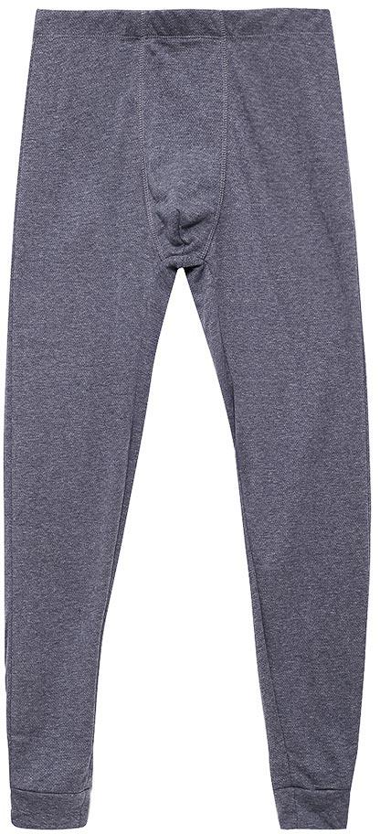 Термобелье брюки мужские Sela, цвет: синий. LPUb-255/015-7462. Размер XL (52)LPUb-255/015-7462