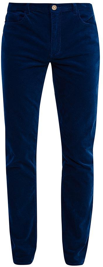 Брюки мужские Sela, цвет: синий опал. P-215/125-7423. Размер XL (52)P-215/125-7423