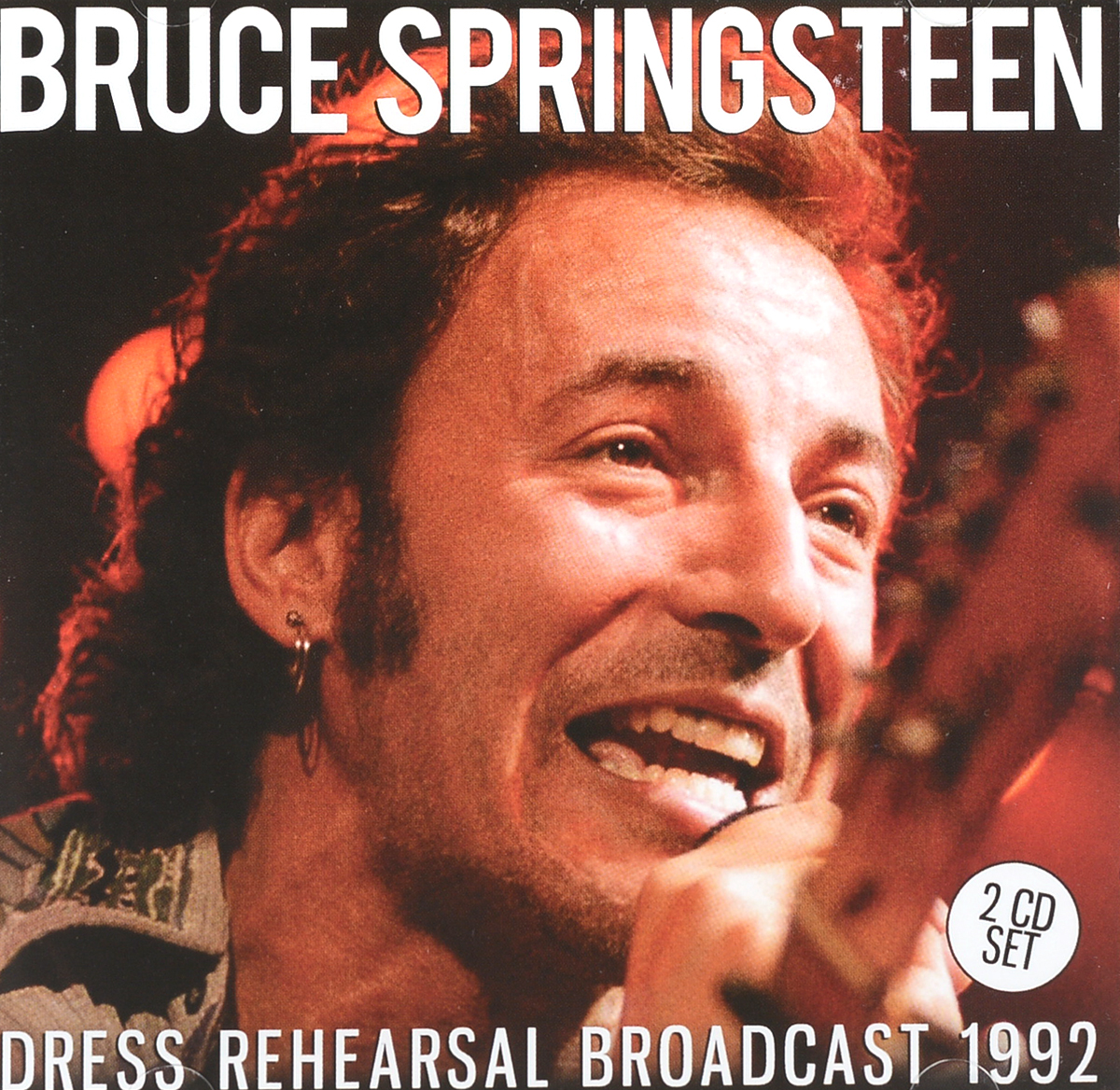 Брюс Спрингстин Bruce Springsteen. Dress Rehearsal Broadcast 1992 (2 CD) bruce springsteen live in dublin blu ray
