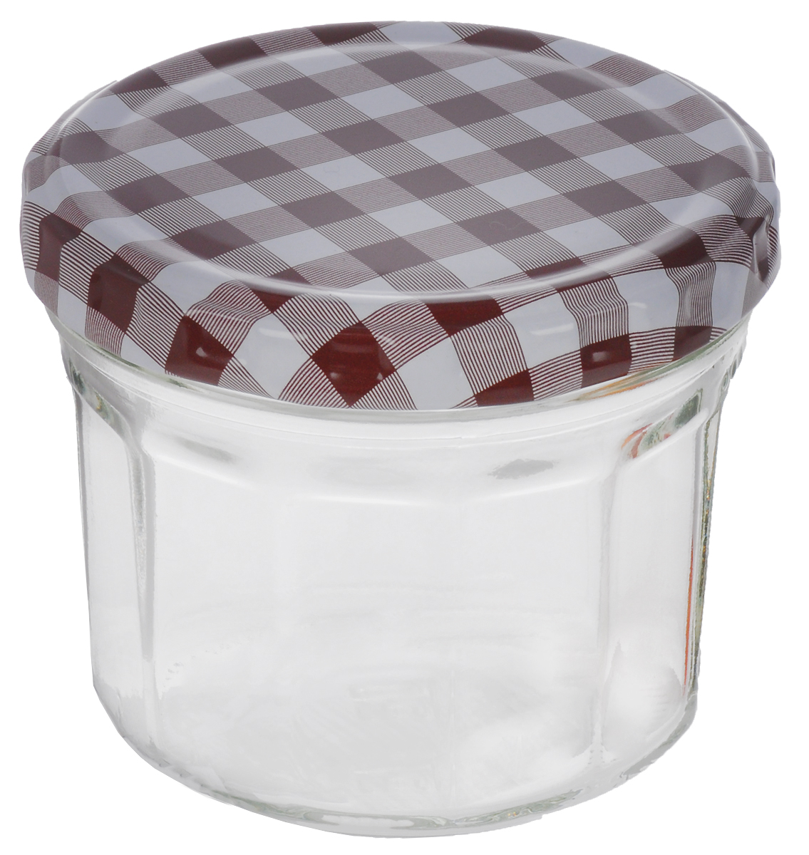 Банка для сыпучих продуктов Einkochwelt Twist, 240 мл170006Банка для сыпучих продуктов Einkochwelt Twist изготовлена из прочного стекла и дополнена металлической крышкой. Такая модель станет незаменимым помощником на любой кухне. В ней будет удобно хранить сыпучие продукты, такие, как чай, кофе, соль, сахар, крупы, макароны и многое другое. Емкость плотно закрывается крышкой, благодаря которой дольше сохраняя аромат и свежесть содержимого. Оригинальная форма и цвет банки позволит ей стать не только полезным изделием, но и украшением интерьера вашей кухни.Объем банки: 240 мл.