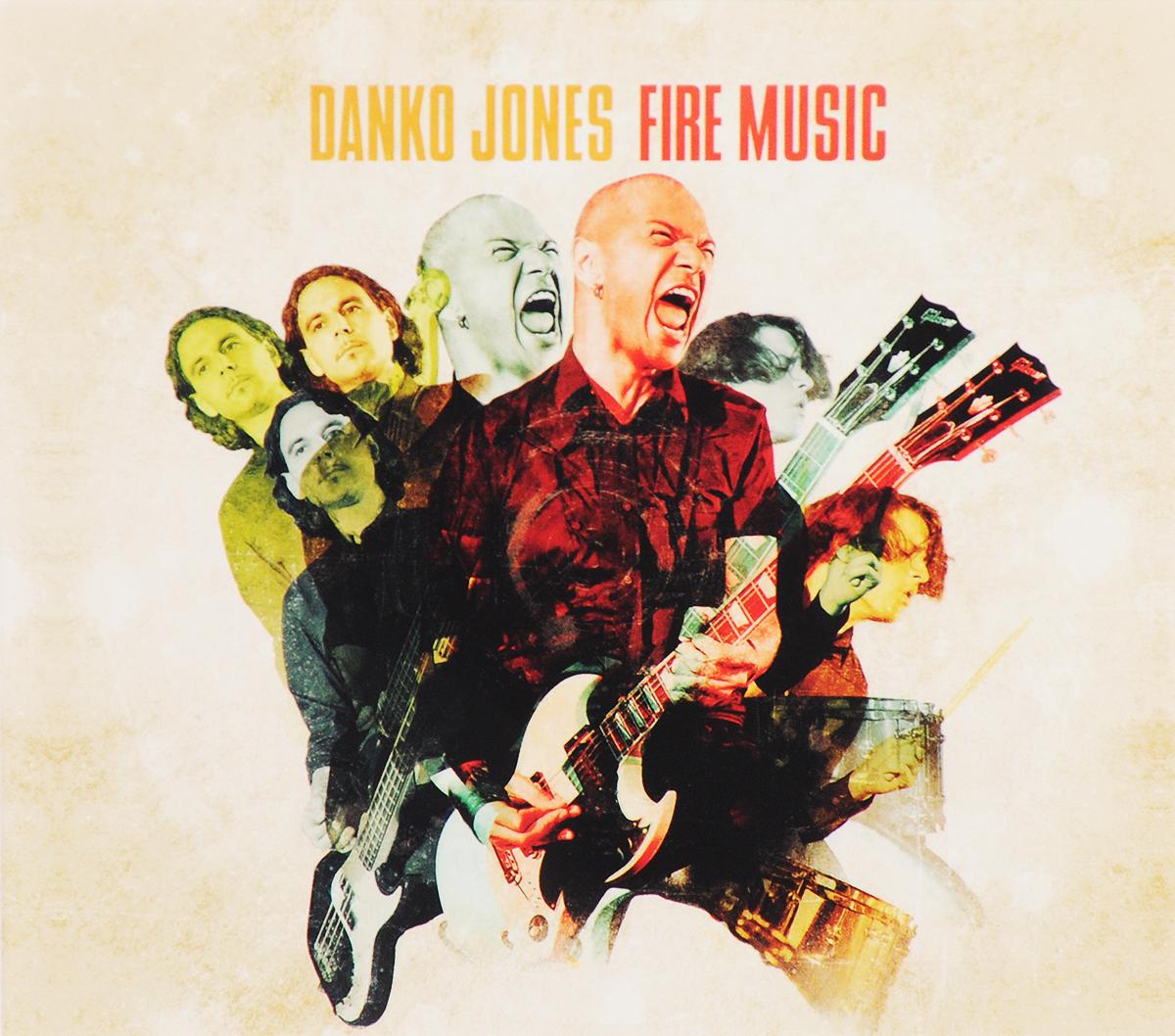 Danko Jones Danko Jones. Fire Music bad influence