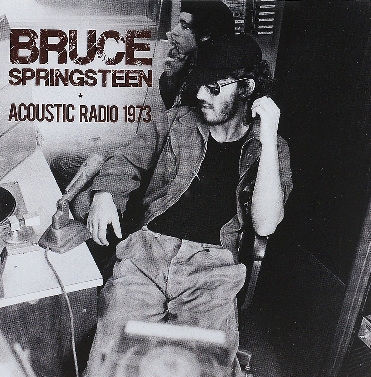Брюс Спрингстин Bruce Springsteen. Acoustic Radio 1973 bruce springsteen live in dublin blu ray