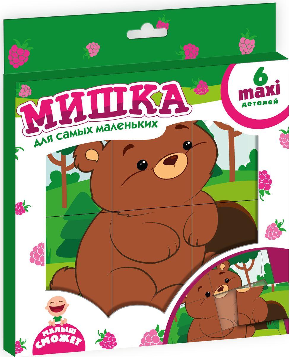 Vladi Toys Пазл-рамка Мишка