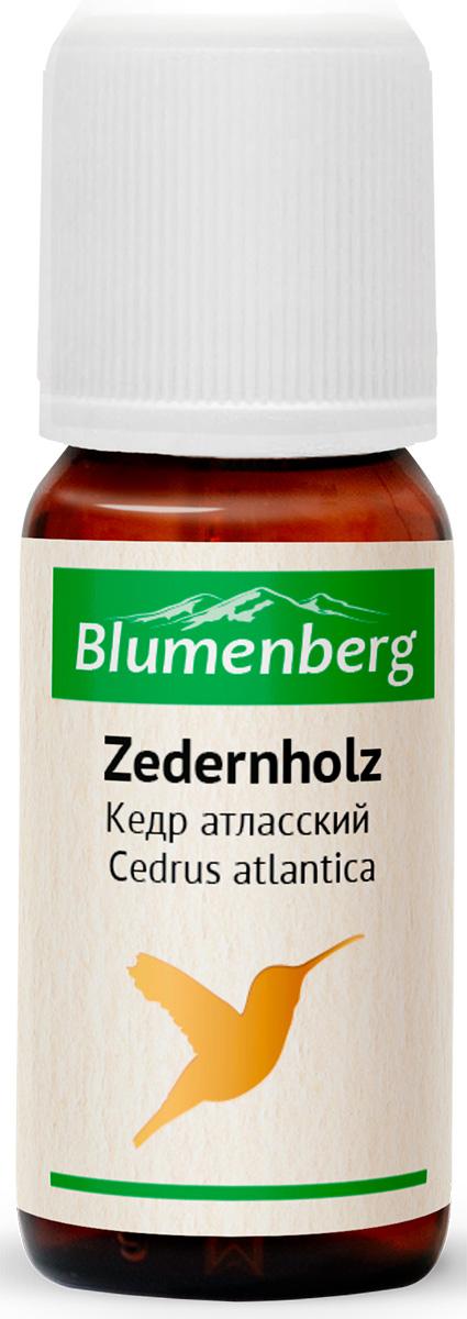 Масло эфирное  Blumenberg , кедр атласский, 10 мл