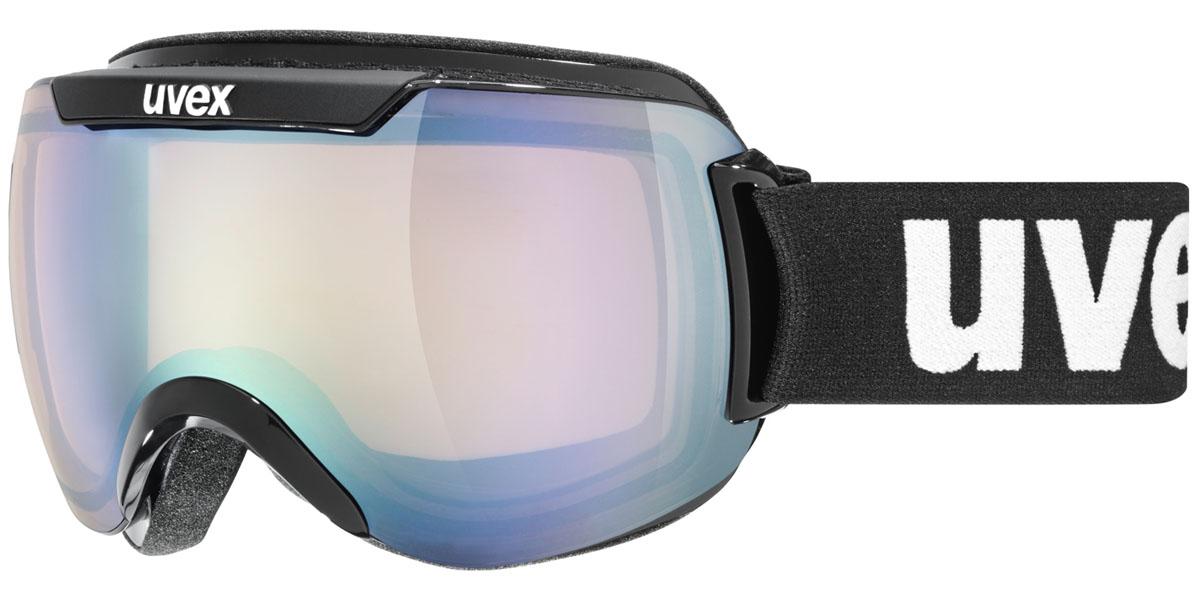 Маска горнолыжная Uvex Downhill 2000 VLM Ski Mask, цвет: черный108Маска Uvex Downhill 2000 VLM Ski Mask подойдет для катания на горных лыжах или сноуборде при переменной облачности. Те, кто любит покататься в пушистом снегу, оценит ее по достоинству: снег больше не налипает на маску, а просто соскальзывает с нее.МАКСИМАЛЬНЫЙ ОБЗОРБлагодаря большой линзе и конструкции без оправы у маски превосходный обзор.КОМФОРТВ модели использован комфортный пенный уплотнитель.НАСТРОЙКА ЗАТЕМНЕНИЯЛинза VARIOMATIC автоматически меняет затемнение в зависимости от яркости освещения.ЗАЩИТА ОТ ЗАПОТЕВАНИЯДвойная поликарбонатная линза с покрытием Supravision от запотевания.Что взять с собой на горнолыжную прогулку: рассказывают эксперты. Статья OZON Гид