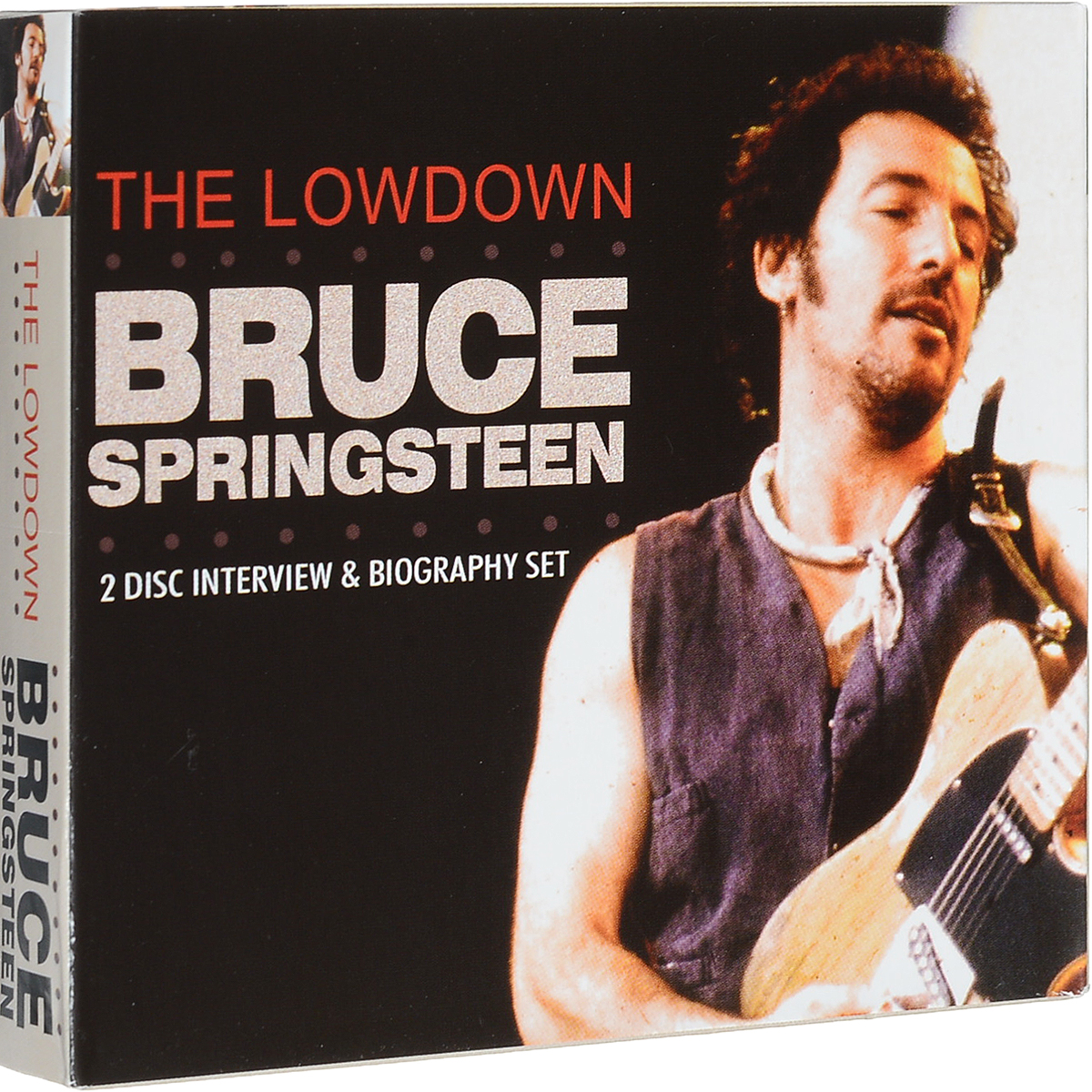 Брюс Спрингстин Bruce Springsteen. The Lowdown (2 CD) bruce springsteen live in dublin blu ray