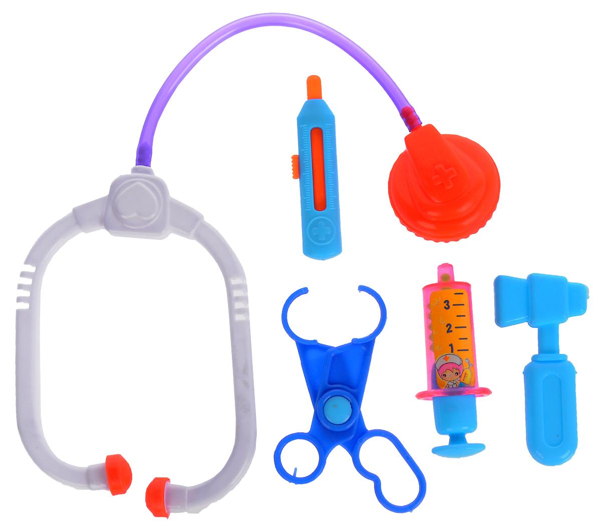 Ami&Co Игровой набор Доктор veld co игровой набор с куклой детский доктор